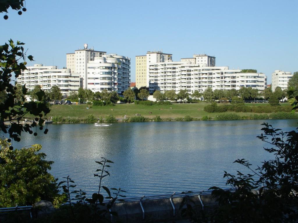 2007_08_01 Wohnpark Neue Donau (Kaisermühlen) 04